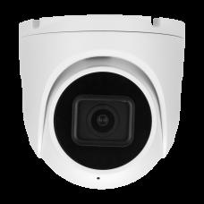 Купольная 2Mп IP-камера со светосильным объективом F1.0, питанием PoE PVC-IP2X-DF4P