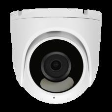 Купольная 5Mп IP-камера со светосильным объективом F1.0, питанием PoE PVC-IP5X-DF4P
